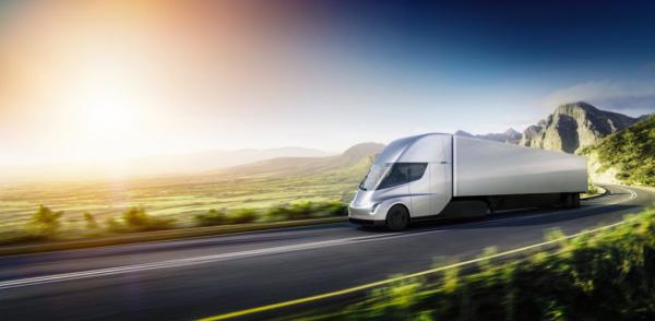 Tesla Semi Truck: Liste von Lkw-Käufern wird immer länger