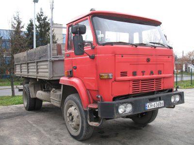Są chętni na wznowienie produkcji legendarnej polskiej marki ciężarówek. Czy Star wróci na rynek?