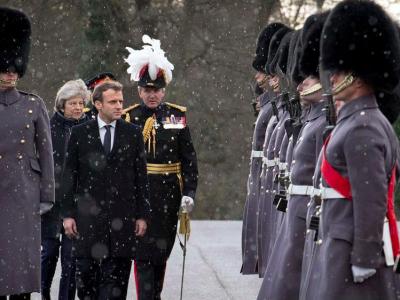 """Bittere Reflexion des Geschäftsführers eines Transportunternehmens aus Calais. """"Macron hat unsere Worte über Immigranten nicht berücksichtigt"""""""
