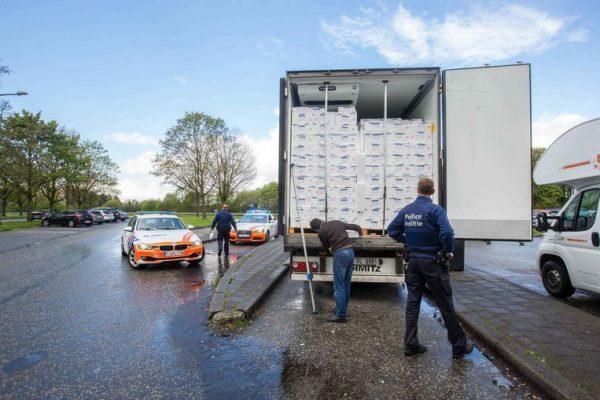 Șofer român atacat într-o parcare din Belgia. Autoritățile declară că parcările vor fi monitorizate