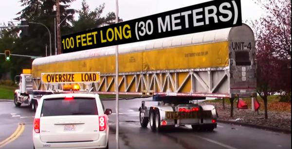Transport i logistyka ponadgabarytów czyli to rozmiar dyktuje warunki