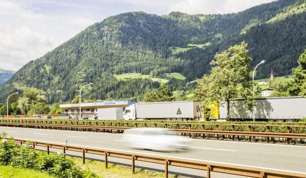 Lucrările la autostrada Brenner restricționează temporar traficul