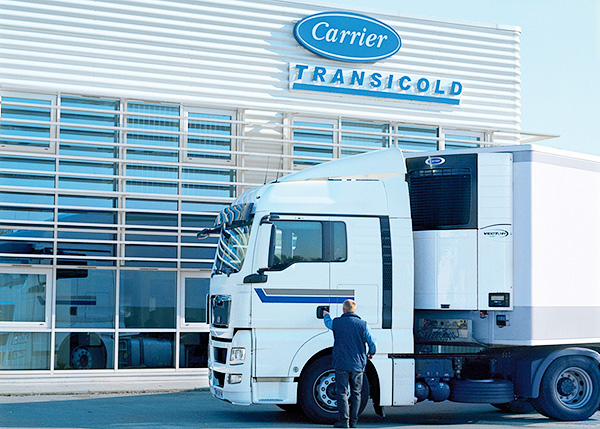 Primul camion pentru transport la temperaturi controlate alimenat cu GNC