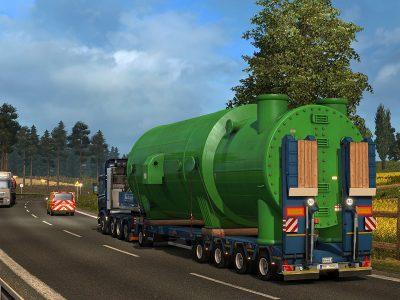 Acum oricine poate circula cu autovehicule de mare tonaj. Noua adiție la jocul Euro Truck Simulator 2 e aici.