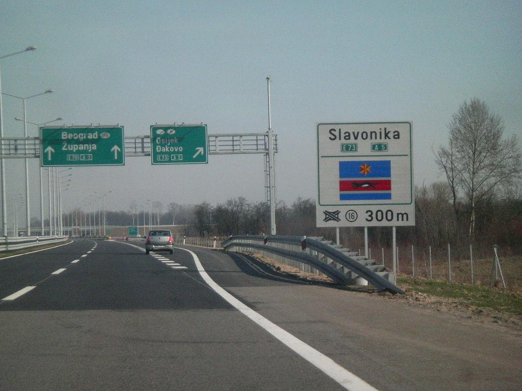 Zakazy ruchu we Włoszech, Chorwacji i Słowenii w 2018 r.