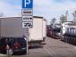 Neue Lkw-Parkplätze an der A43