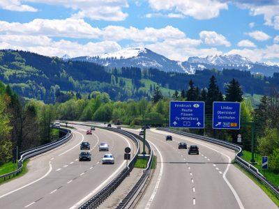 Germania extinde rețeaua de drumuri pentru vehicule grele