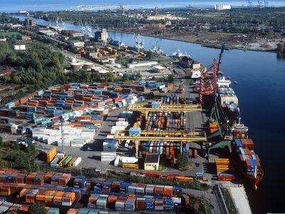 Port w Gdańsku zyskał nowe połączenie kontenerowe