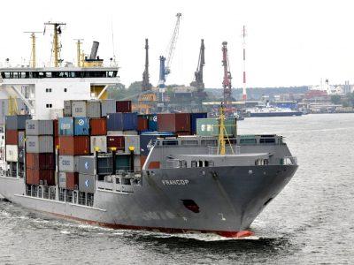 Port Świnoujście stawia na przeładunek kontenerów