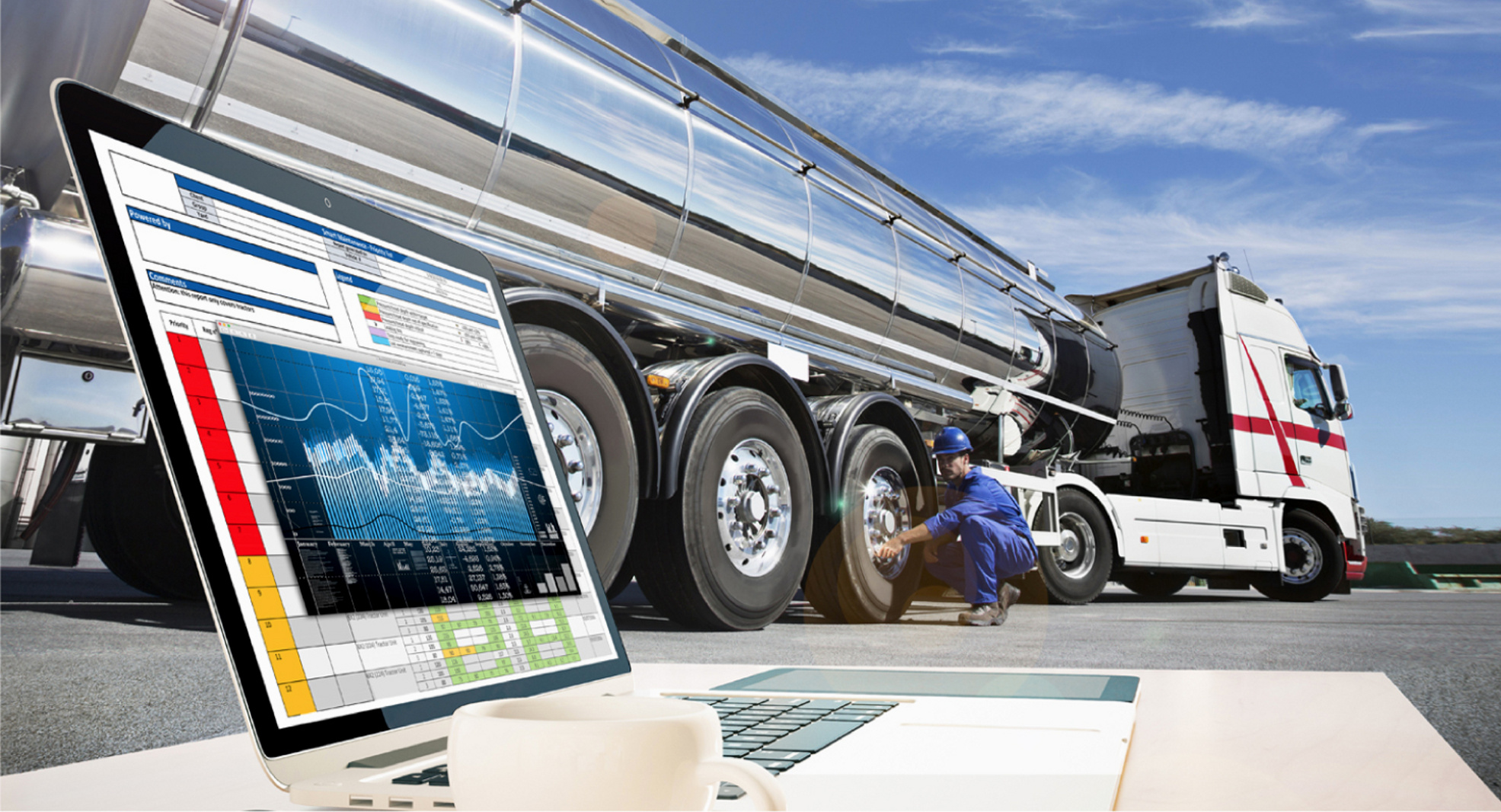 The digital revolution will change the supply chain. What will count most in the coming years?