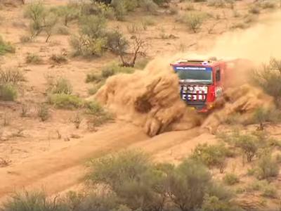 Rusza Rajd Dakar! W jednej z załóg ciężarówek jedzie Polak
