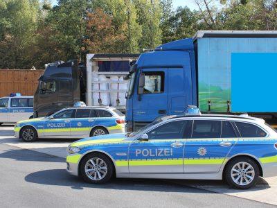 Europaweite ROADPOL-Kontrollen gestartet