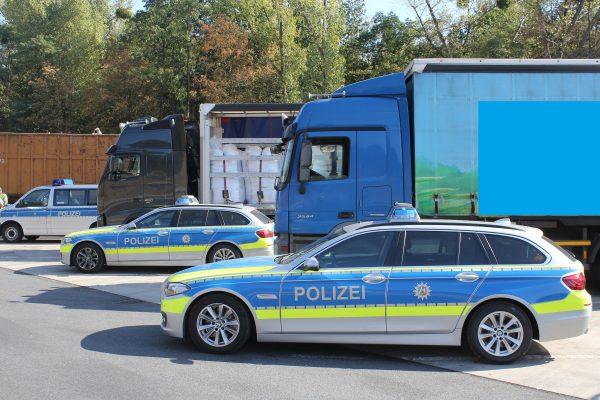 Kontrollwoche – LKW werden EU-weit verstärkt ins Visier genommen, wo in Deutschland?