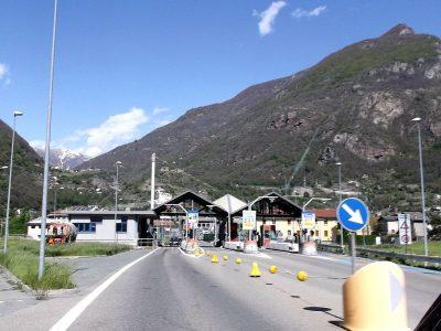 Autopista italiana que conduce a Brennero se volverá más cara y en la carretera alternativa hay prohibiciones de tráfico
