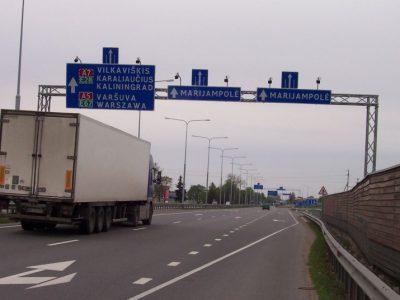 InfoTRUMPAI: Perspėjimas Eeismo įvykio deklaracijas pildantys vairuotojai | Prekes Lenkijoje galima pirkti ir internetu