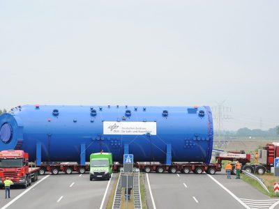 Egész Németországban közlekedhetnek már túlméretes kamionok (Berlin kivételével)