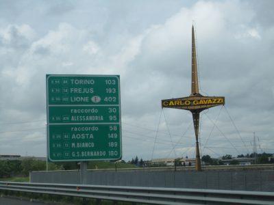 Italien: Autobahnfahrer müssen etwas tiefer in die Tasche greifen