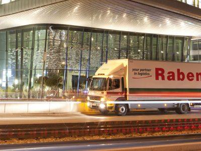 Raben Deutschland startet eigenes Stückgutnetz