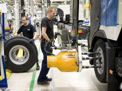 Volvo will ab 2019 Elektro-Lkw verkaufen