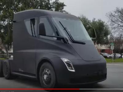 TransINSTANT: Tesla Semi jeździ po Kaliforni   Akcja niemieckiej policji   Rosyjscy kierowcy otulają ciężarówki