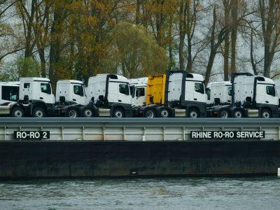 """""""LKW sind nicht bezüglich des höchstzulässigen Gesamtgewichts überladen, vielmehr ist eine (oder mehrere) Achse überladen"""""""