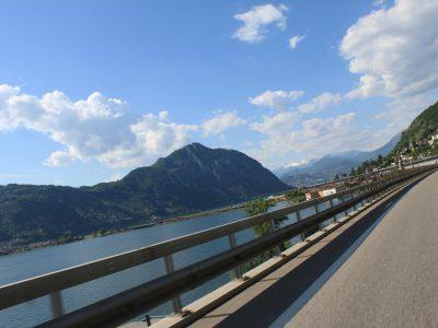 Schweizer Alpen nicht für alle Lkw?