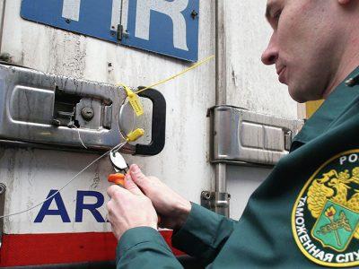 Tranzyt przez Rosję tylko z elektronicznymi plombami na ładunkach
