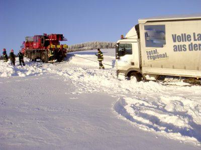 Winterreifen: wann und wo sind sie Pflicht
