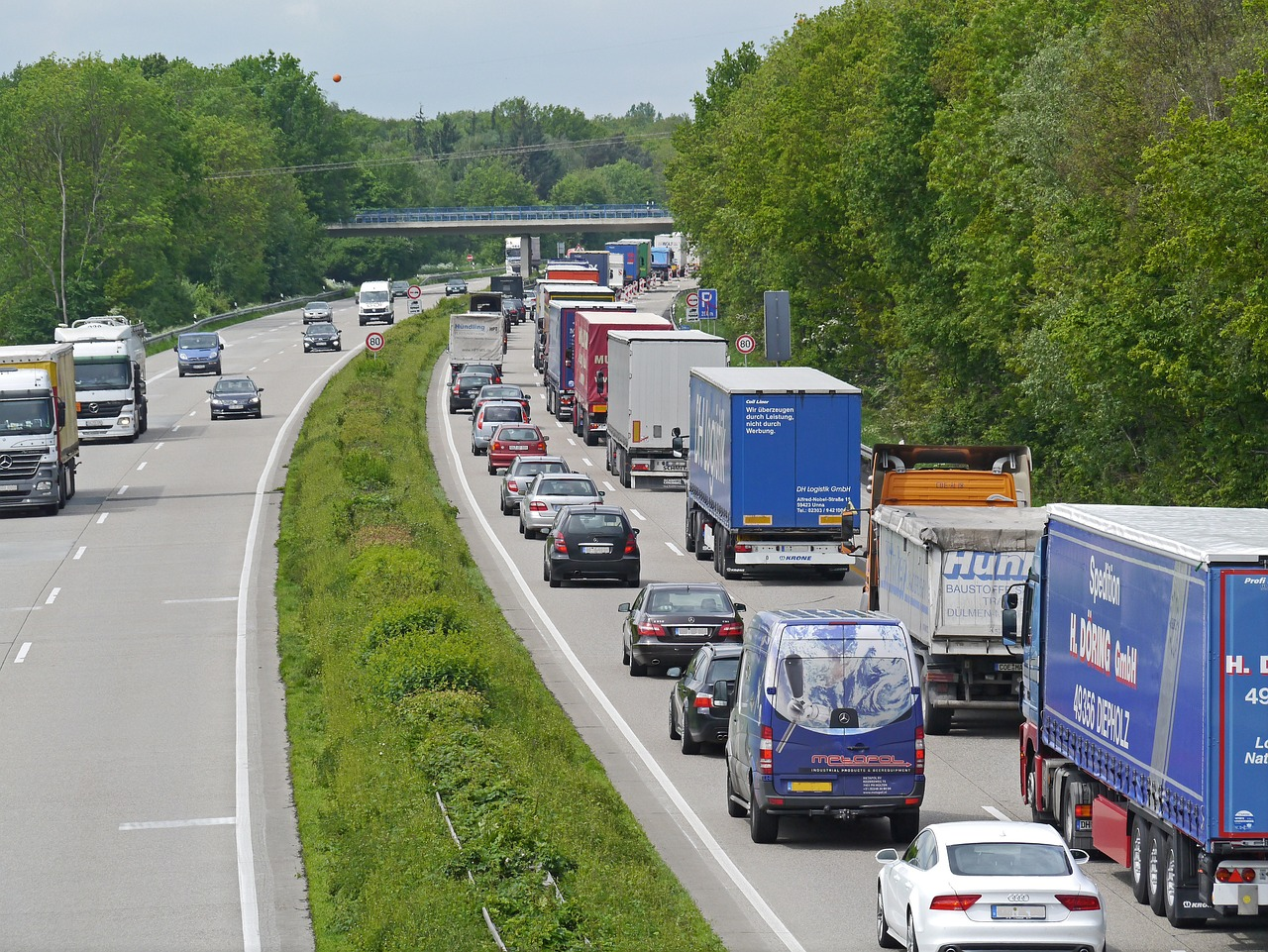 Extension of tolls in Germany will heavily drain the carriers' funds