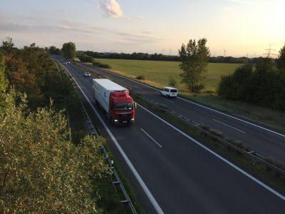 BAG: Deutlicher Rückgang der LKW-Fahrleistung