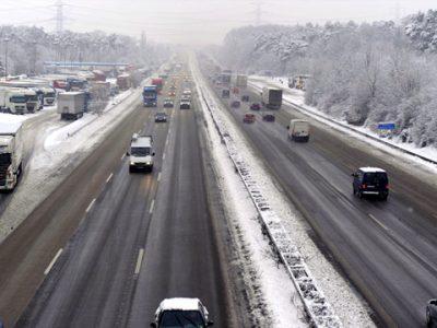 Все ограничения на автодорогах Украины сняты