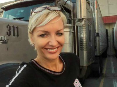 Aktorė iš Amerikos uždaro savo transporto bendrovę – tai protestas prieš tachografų įvedimą JAV