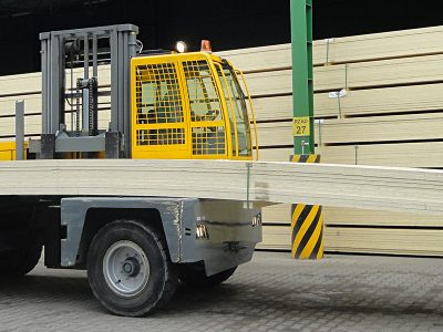 Logs – Preparation for Transport and Storage. These Devices are Useful
