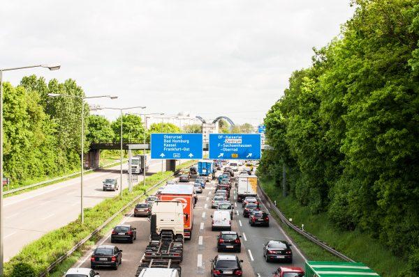 Wochenend-Vollsperrung der A7 bei Hamburg