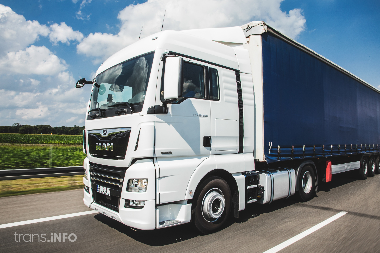 Będą nowe kary dla kierowców ciężarówek w Niemczech.  Zobacz, za co