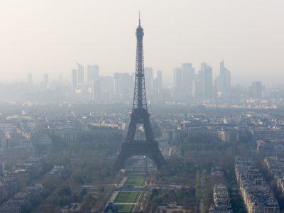 Einschränkungen im Verkehr im Großraum Paris
