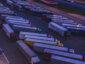 Francuzi zamykają parkingi na północy kraju przez problemy z imigrantami
