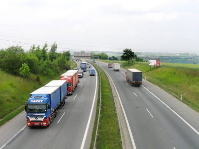 LKW-Maut-Fahrleistungsindex erholt sich wieder