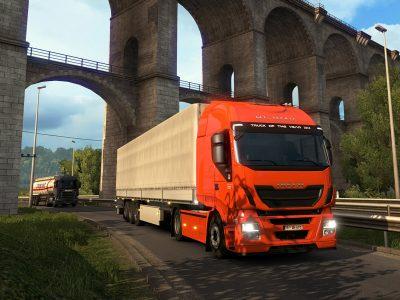 Žinoma bendrovė bendradarbiauja su žaidimu Euro Truck Simulator 2. Ką tai reiškia žaidėjams?