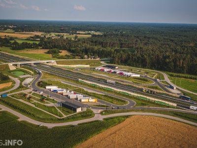 TransINSTANT: Od piątku most na niemieckiej autostradzie znów przejezdny | Nowy odcinek Via Baltica