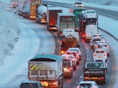 Croația: Interdicții și limitări de circulație rutieră din cauza condițiilor meteo