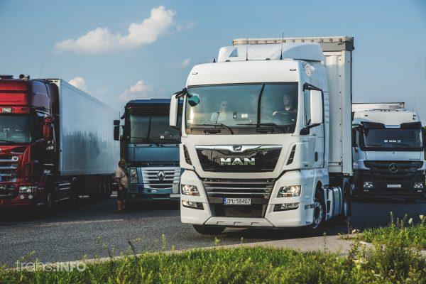 Dodatkowe letnie zakazy ruchu ciężarówek w Niemczech