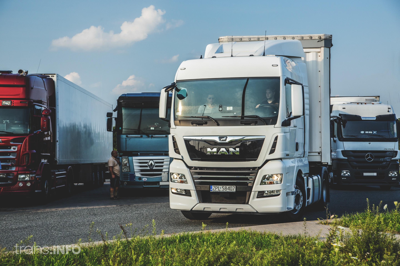 Brytyjscy przewoźnicy pozywają producentów ciężarówek. Domagają się gigantycznego odszkodowania za zmowę cenową