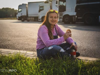 Sveikinimai sunkvežimių vairuotojų dienos proga