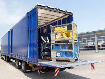 Więcej ładunków na drogach niż na torach. Najnowsze dane z polskiej gospodarki
