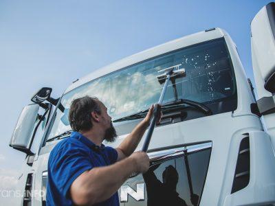 TransInstant: Solidarność apeluje o wyrozumiałość dla truckerów | Jest kontrakt na fragment Via Baltica