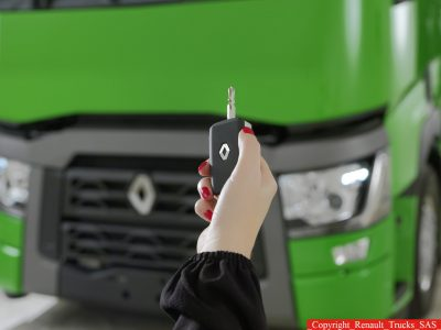 Renault Trucks plant die Produktion von Elektro-Lkw