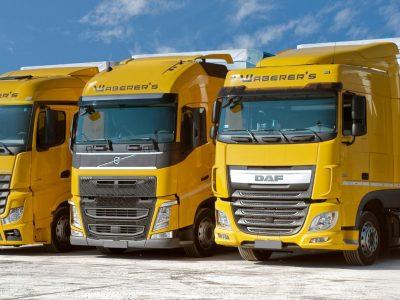 Jönnek az új kamionok a Waberer's-hez – a DAF és a Volvo nyert a beszerzési pályázaton