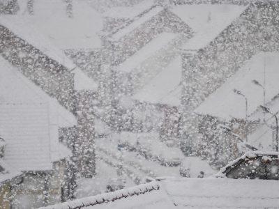 Havazás – hófúvások nehezíthetik a közlekedést a következő napokban