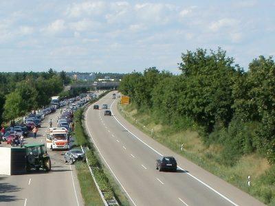 34 kelet-európai kamionost büntettek meg Németországban heti pihenőidő megsértése miatt